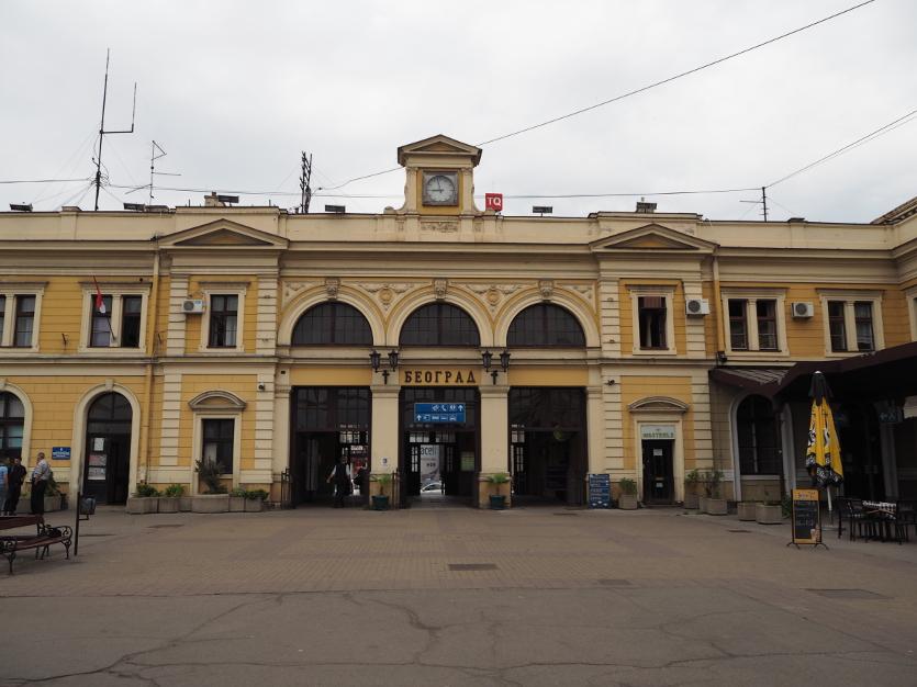 Belgrade Central Railway Station