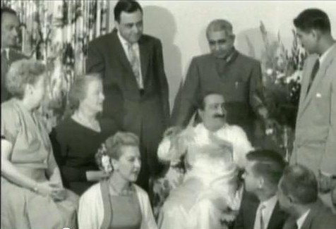Ivy seated far left