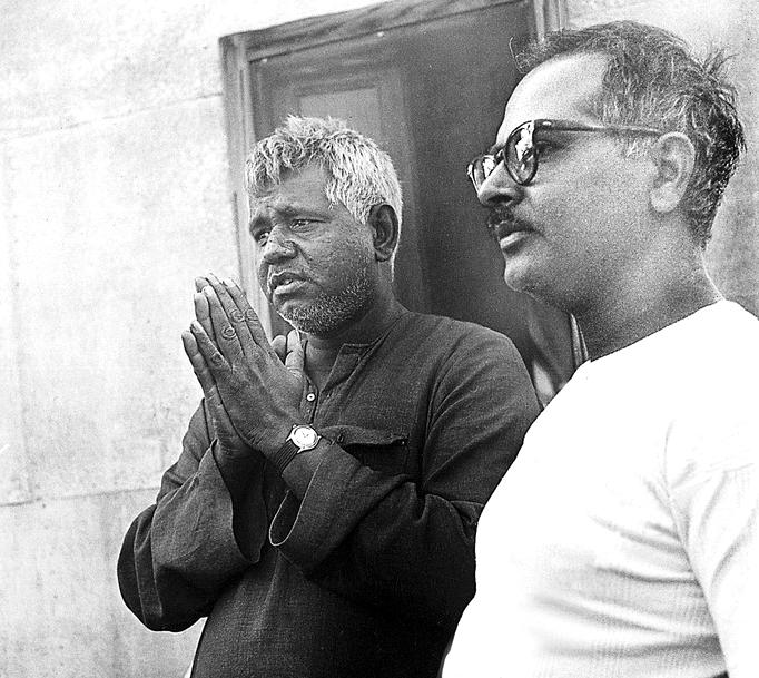 Pukar & Bhau Kalchuri. Courtesy of MN Publ.