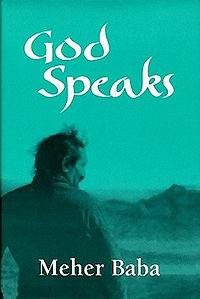 God Speaks ; Meher Baba