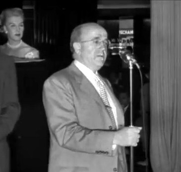 22nd July 1956 ; Longchamps Restaurant in New York City