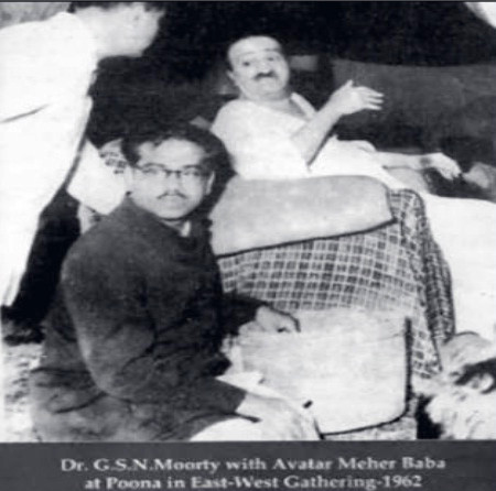 gsn murthy of meher baba