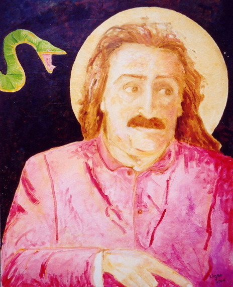 Meher Baba and the backbiter