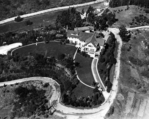 Pickfair estate