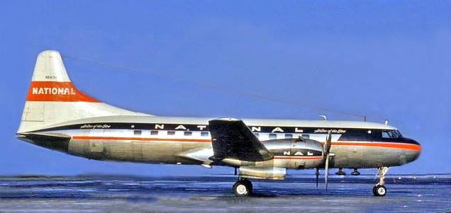 Convair : CV340-47