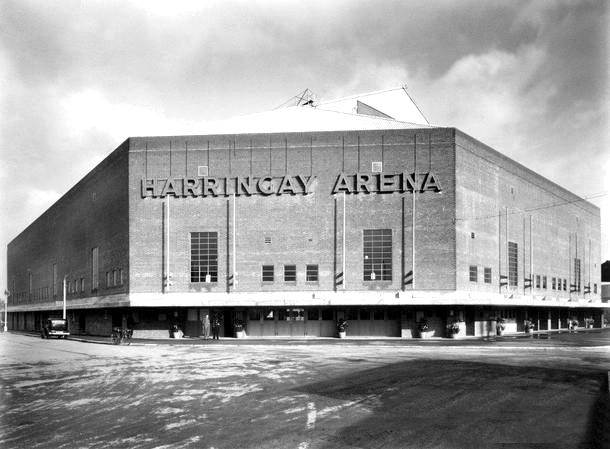 Harringay Arena