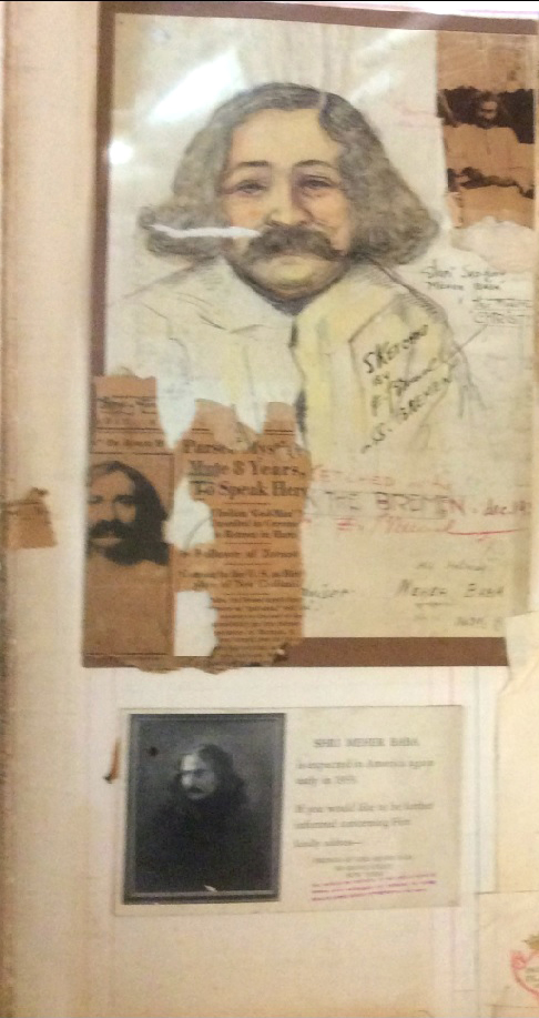 This scrapbook page was created by Emile's daughter Gladyse after her father died. This is courtesy of Cynthia & Evgeny Nikitin , the current owners of Brunel Park in New York State. This page was trimmed of irrelevant material.