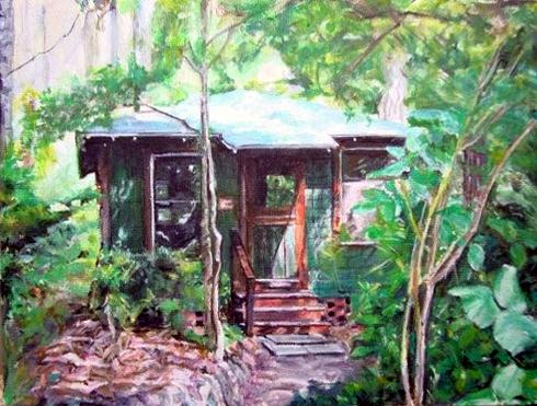 14. Lagoon Cabin