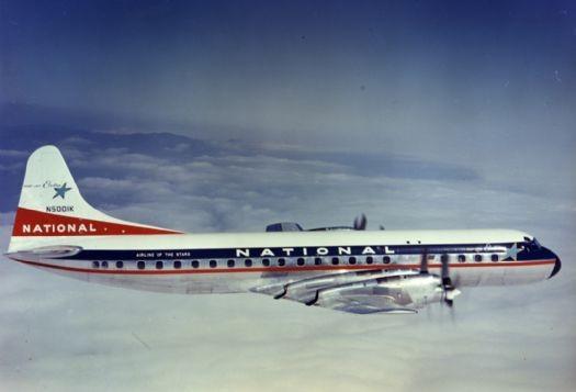 Lockheed L188 Electra Prop-Jet