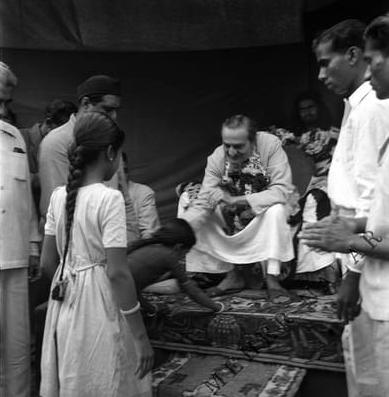 1954 : Ahmednagar, India