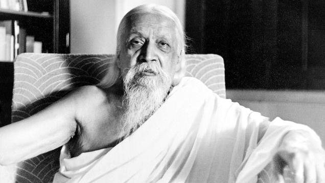 Sri Aurobindo in his later years