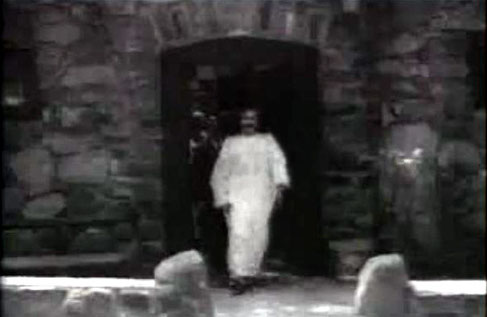 Meher Baba at Harmon, New York State