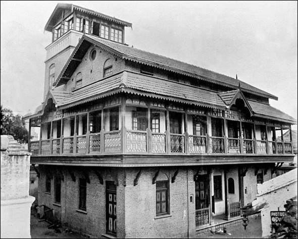 1921 ; Sarosh Manzil