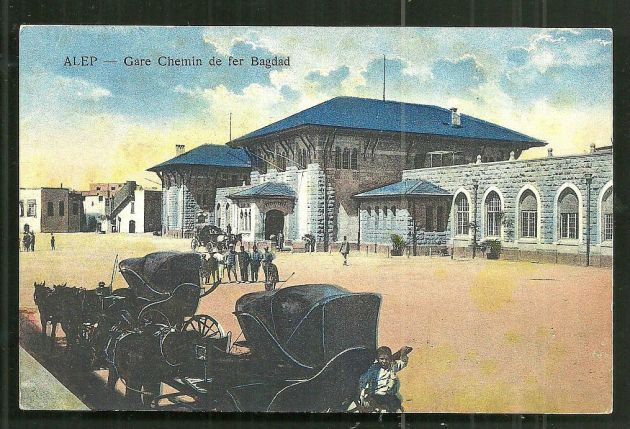 Aleppo Railway Station