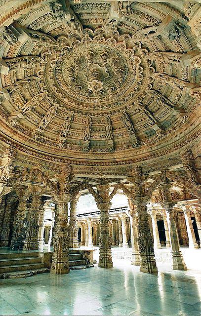 Dilwara Jain temples in Mount Abu