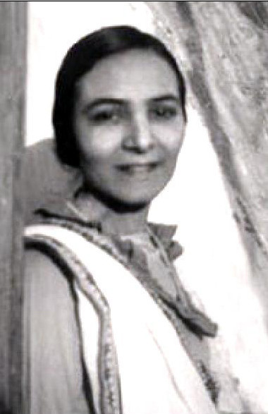 A young Mehera
