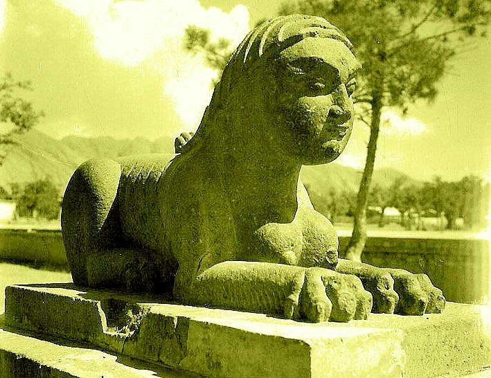 The Quetta Sphinx