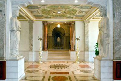 Pickfair interior