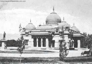 The Sandeman memorial Hall, Quetta, 1930