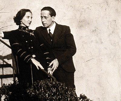 Maliya and her husband Dane