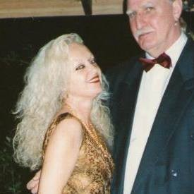 Peter and his wife Sonja Maria