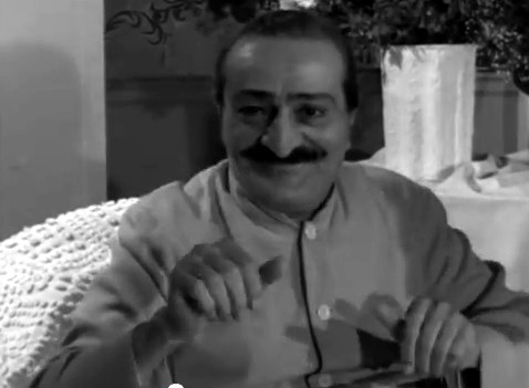 Meher Baba at the Delmonico Hotel, New York City, 22nd July 1956
