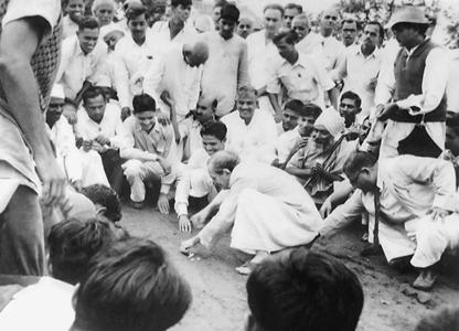 India ; 1954