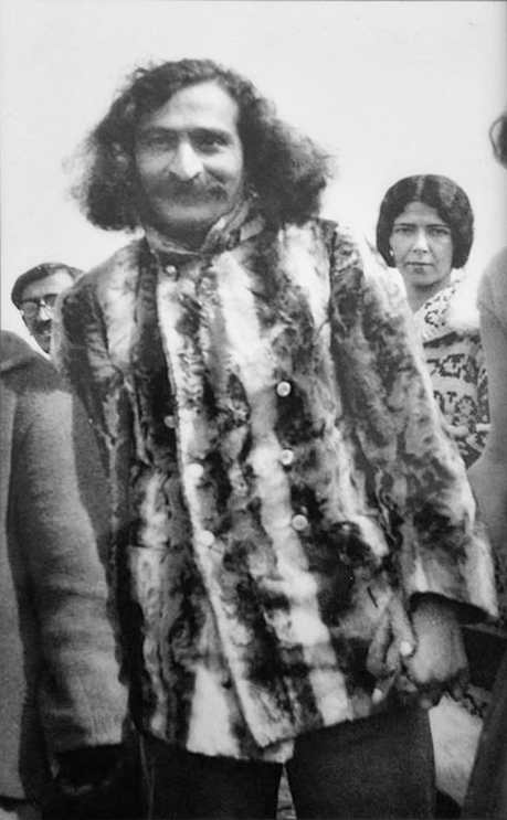 Meher Baba at East Challacombe