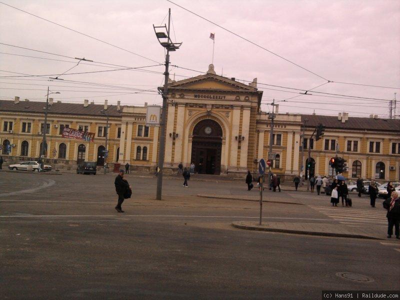 Old Belgrade Railway Station