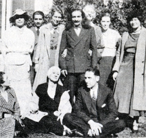 Awakener ; Vol.19, No.2 - Nonny sitting far left - Los Angeles