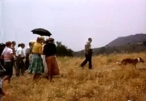 1956 : Image captured by Anthony Zois from a film by Sufism Reoriented