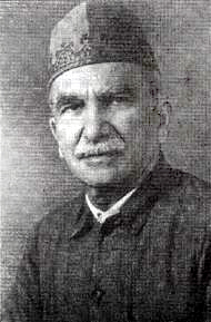 Jamshed Mehta, the Mayor of Karachi during the 1930s
