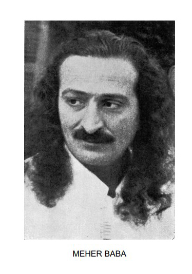 INSERT PHOTO OF MEHER BABA