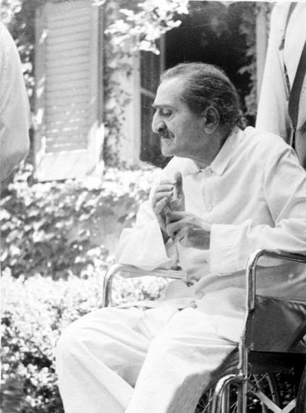 1952 ; Meher Baba recovering in Switzerland