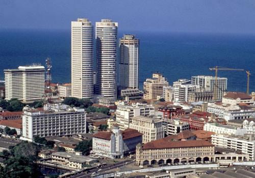 Colombo - modern