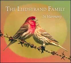 """ The Liedstrand Family in Harmony """