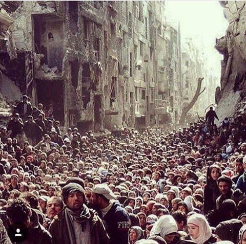 2014 Refugee exodus