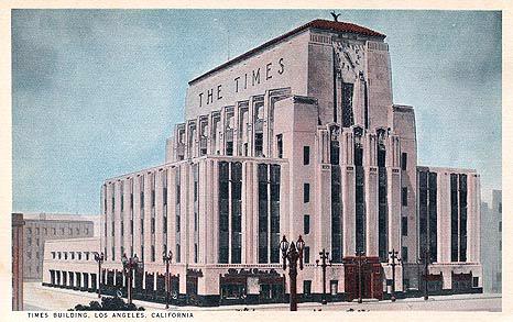 L.A. Times Building