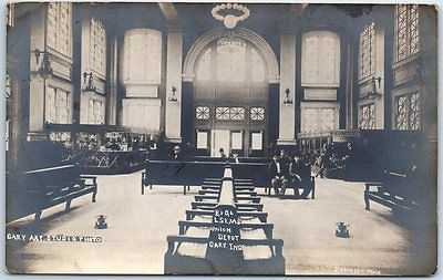 Interior of the old Union Station