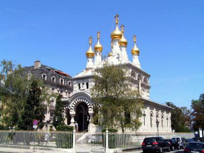 The Eglise Russe - Russian Church