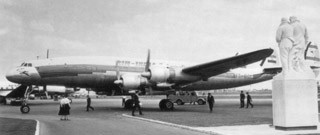 Air India Constellation