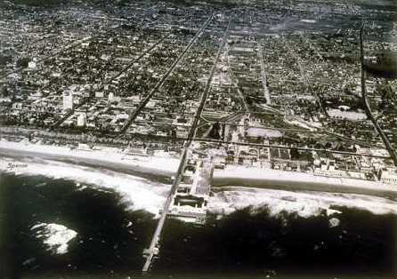 Aerial view 1932