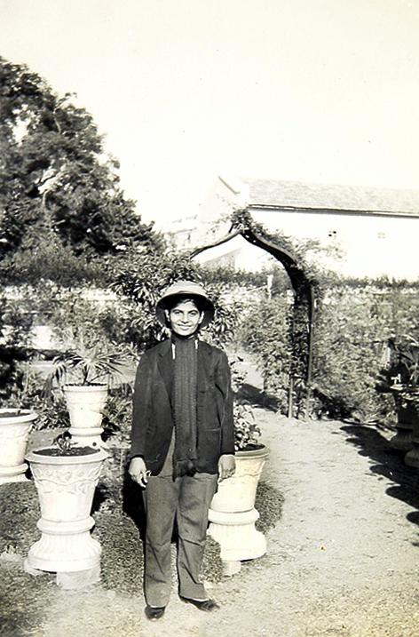 Meheru Jessawala,  Nagpur circa mid-1930's.