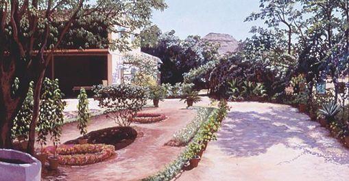 Meherazad Garden