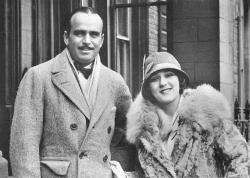Douglas Fairbanks & Mary Pickford