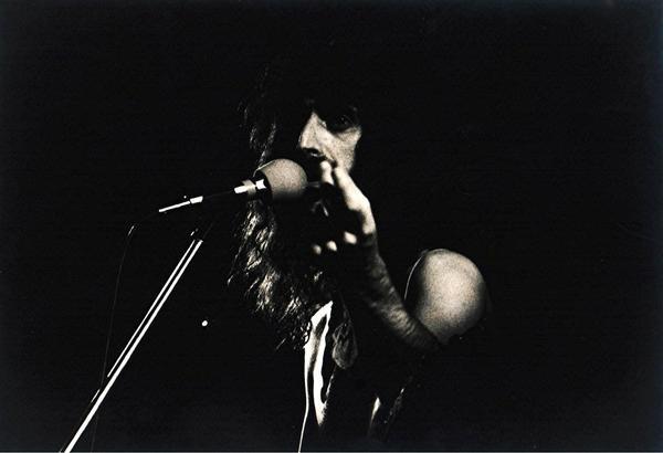 Frank Zappa at Festival Hall June-July 1973