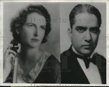 Georgia & Lal Mehra