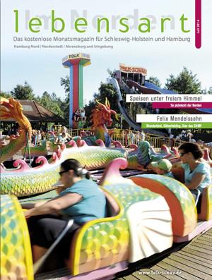 """Titelfoto Juli 2014 """"Lebensart im Norden"""""""