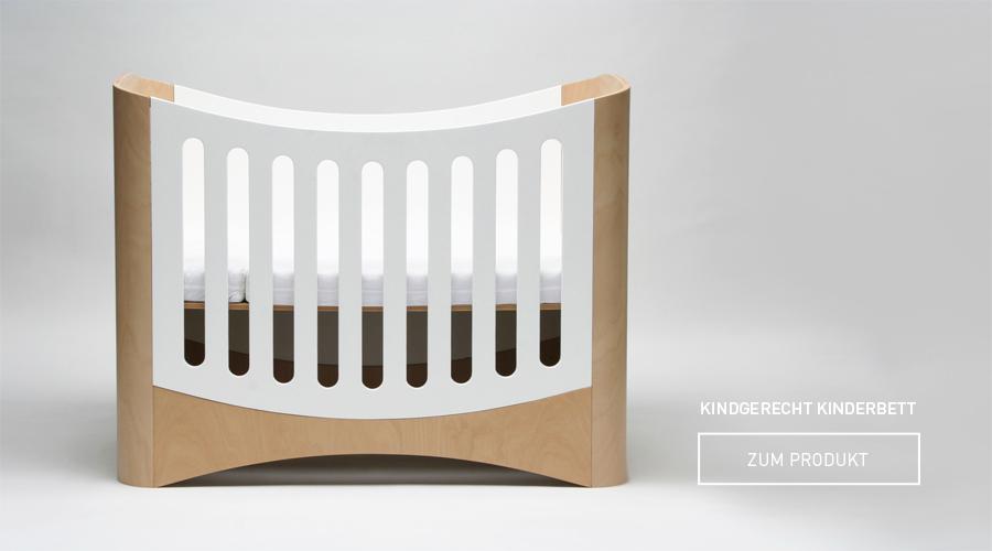 Kindgerecht Design Kinderbett aus Holz