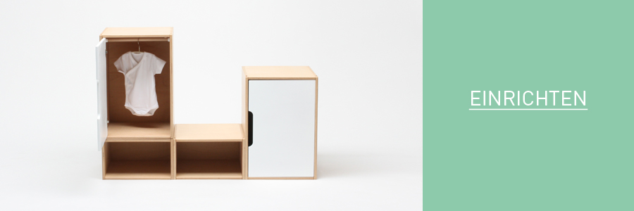 KINDGERECHT-Einrichten mit Designmöbeln
